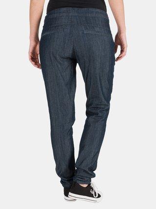 Tmavě modré dámské kalhoty SAM 73