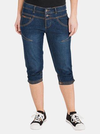 Tmavě modré dámské 3/4 džíny SAM 73