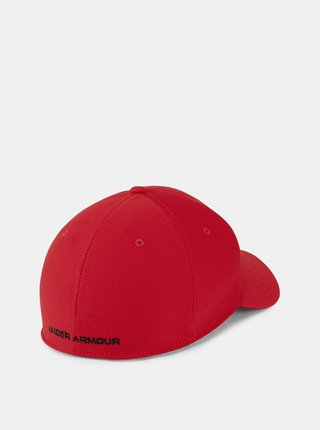 Červená pánská kšiltovka s logem Under Armour