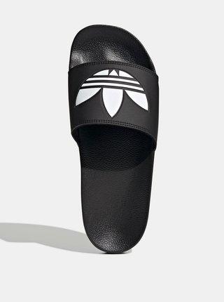 Čierne šľapky adidas Originals