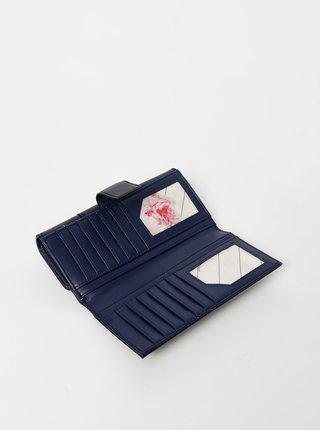 Tmavě modrá peněženka Gionni Kara
