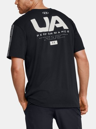 Čierné pánské tričko Performance Under Armour