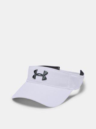 Bílý pánský kšilt Core Under Armour