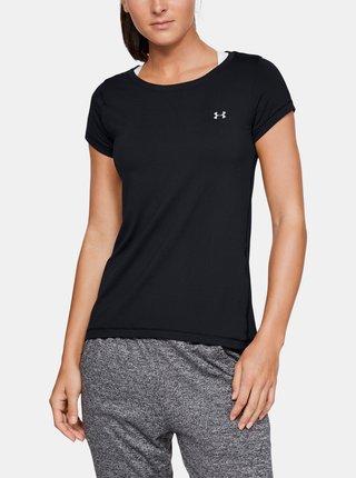 Čierné dámské tričko Under Armour