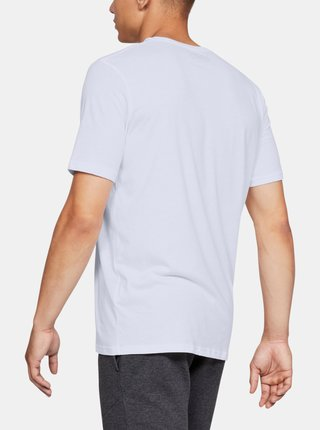 Biele pánske tričko Sportstyle Under Armour