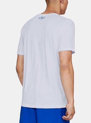 Bílé pánské tričko Big Under Armour