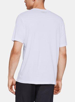 Biele pánske tričko Team Issue Wordmark Under Armour