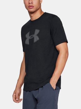 Černé pánské tričko Big Under Armour