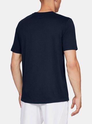 Tmavomodré pánske tričko Big Under Armour