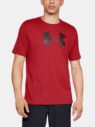 Červené pánské tričko Big Under Armour