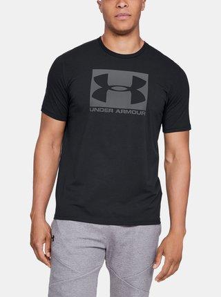 Čierne pánske tričko Boxed Under Armour