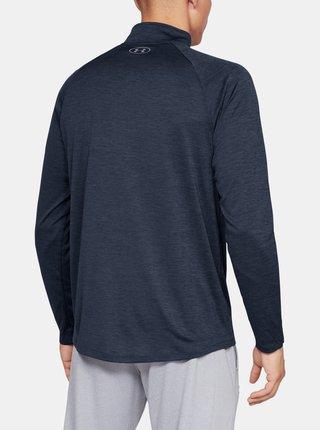 Tmavě modré pánské tričko Tech Under Armour