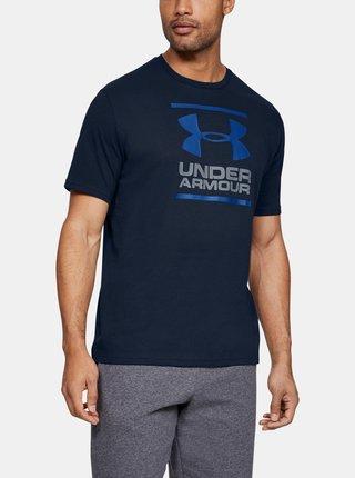 Tmavě modré pánské tričko Foundation Under Armour