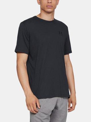 Černé pánské tričko Under Armour