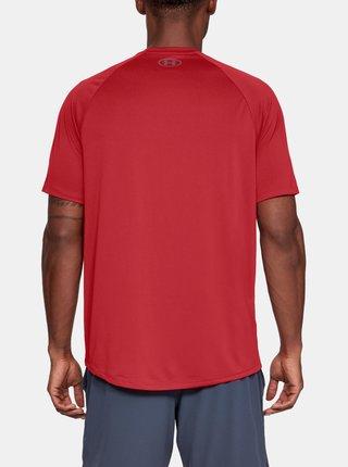 Červené pánske tričko Under Armour