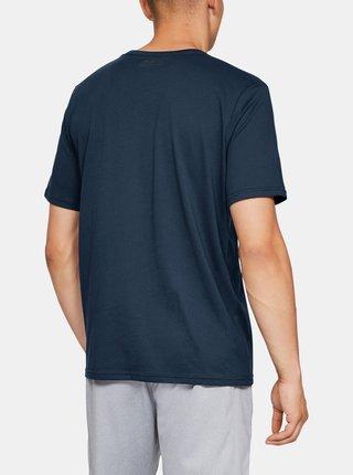 Tmavě modré pánské tričko Under Armour