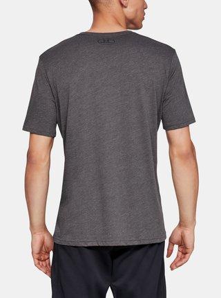 Šedé pánske tričko Under Armour