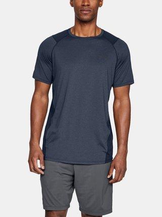 Modré pánské tričko Raid Under Armour