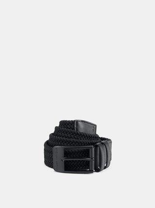 Čierný pánský pásek Under Armour