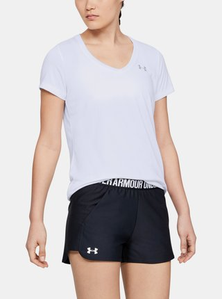 Bílé dámské tričko Under Armour
