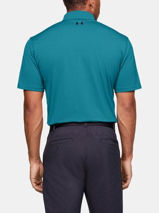 Modré pánské polo tričko Performance Under Armour