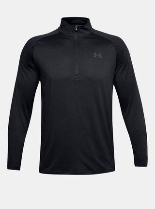 Čierne pánske tričko Tech Under Armour