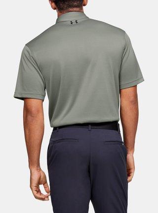 Zelené pánské polo tričko Under Armour