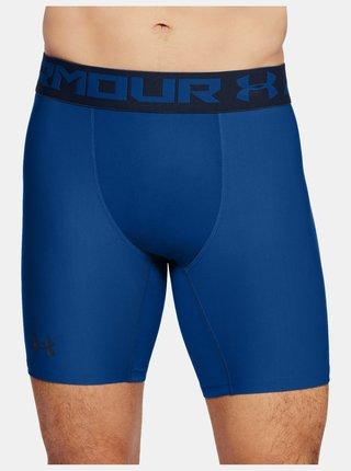 Tmavě modré kompresní boxerky HeatGear Under Armour