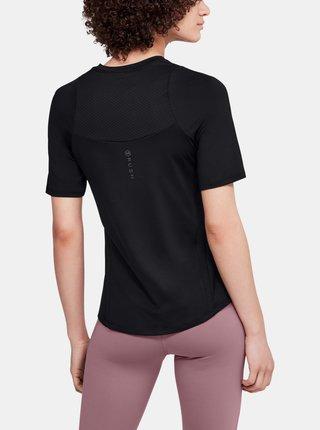Čierné dámské tričko Rush Under Armour