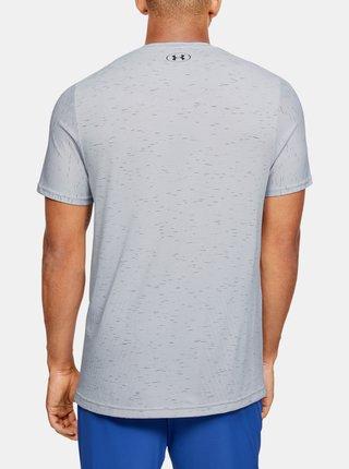 Šedé pánske tričko Seamless Under Armour