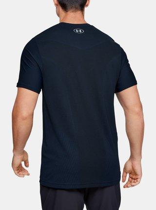 Tmavě modré pánské tričko Seamless Under Armour