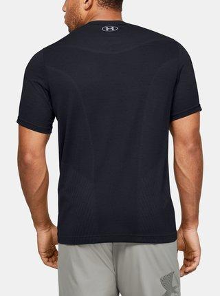 Černé pánské tričko Seamless Under Armour