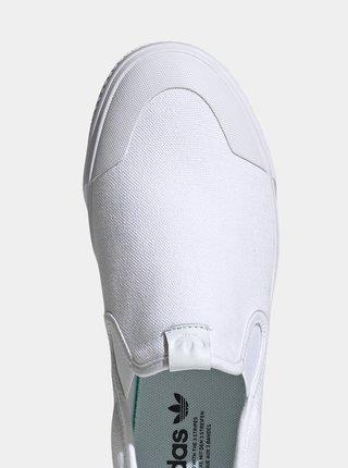 Bílé slip on adidas Originals Nizza