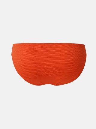 Oranžový spodní díl plavek M&Co