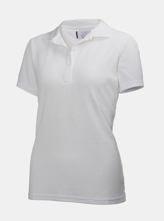 Bílé dámské polo tričko HELLY HANSEN Crew Tech