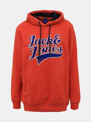 Červená mikina Jack & Jones Raydon