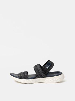 Čierne dámske sandále LOAP Drew