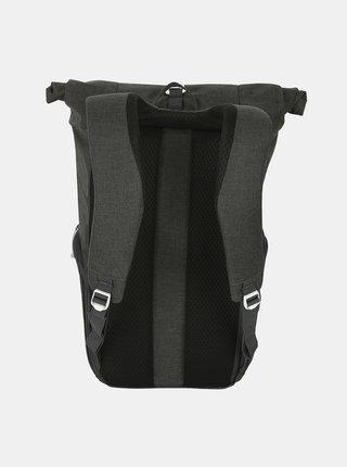Tmavě šedý batoh Hannah Scroll 25
