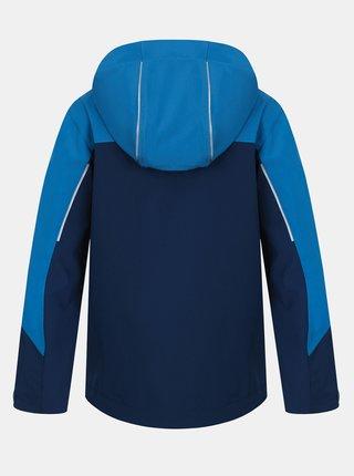 Modrá klučičí softshellová voděodolná bunda Hannah Tener