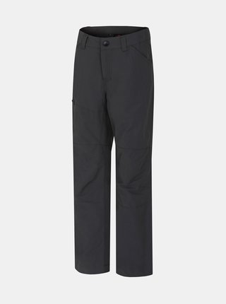 Tmavošedé chlapčenské funkčné nohavice Hannah Tyrion