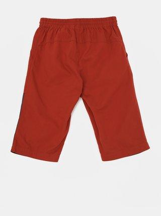 Červené holčičí 3/4 kalhoty Hannah Ruffy