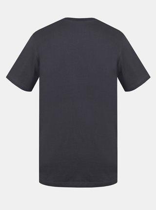 Šedé pánske tričko s potlačou Hannah Waldorf