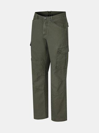 Khaki pánské kalhoty Hannah Curent