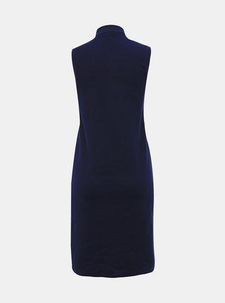 Tmavomodré šaty Lacoste