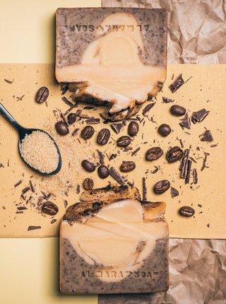 Mydlo s vôňou espressa Almara Soap Coffee Time