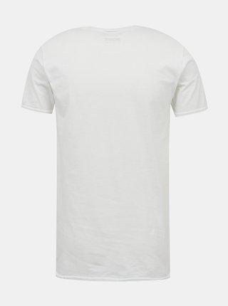 Biele pánske tričko s potlačou ZOOT Original Hody, hody