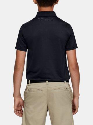 Černé klučičí tričko Performance Under Armour