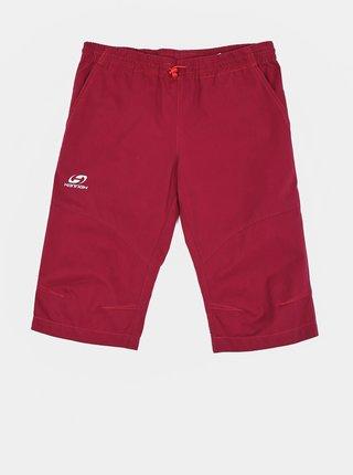 Fialové holčičí 3/4 kalhoty Hannah Ruffy