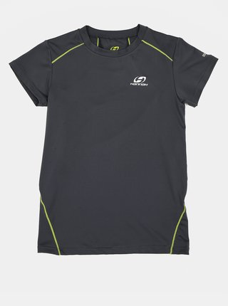 Šedé dětské funkční tričko Hannah Cornet