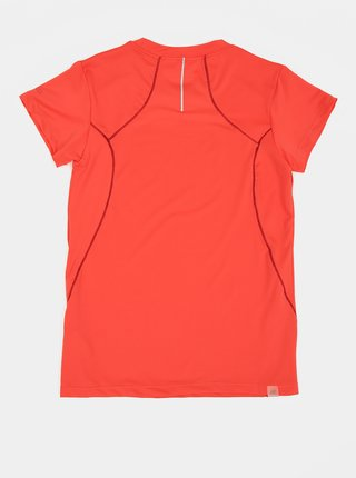 Červené detské funkčné tričko Hannah Cornet